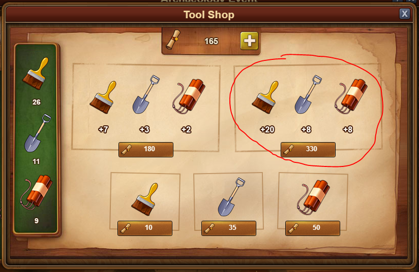 Forge of Empires Archaeology Event 2019 quest line and tips
