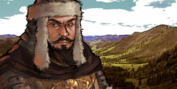 Forge Of Empire Genghis Khan historical Event