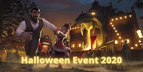 Forge Of Empire Halloween Event 2020