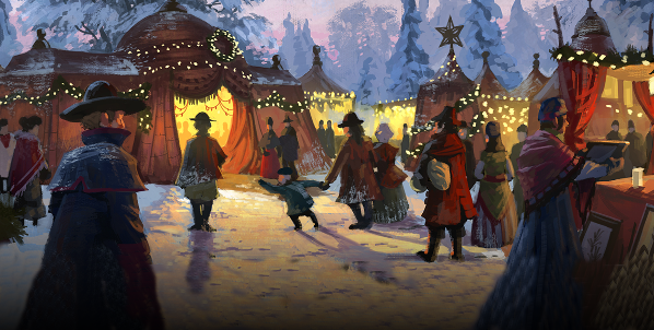 Forge Of Empire Winter Event 2017