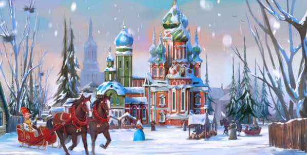 Forge Of Empire Winter Event 2018