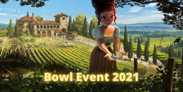 Forge Of Empires Bowl 2021 event