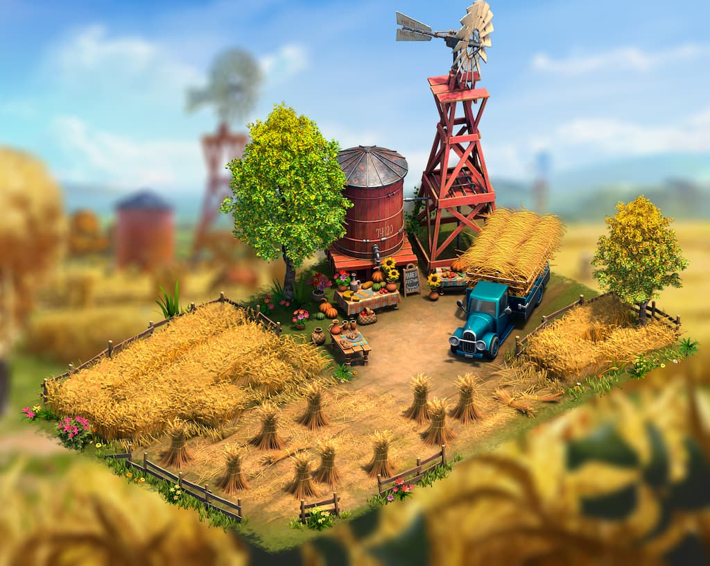 Forge Of Empires Golden Crops