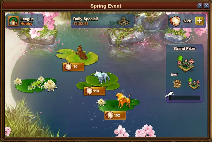 Forge Of Empires Spring event 2020 crossing the pond
