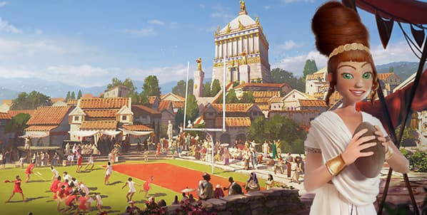 Forge of empires winter event 2020