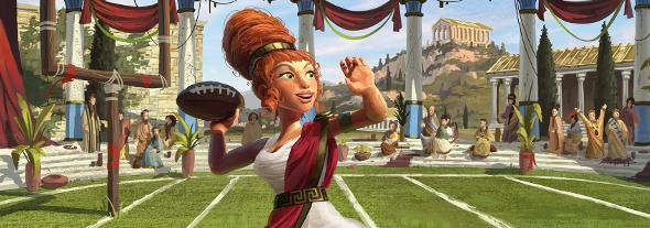Forge Of Empire Bowl event