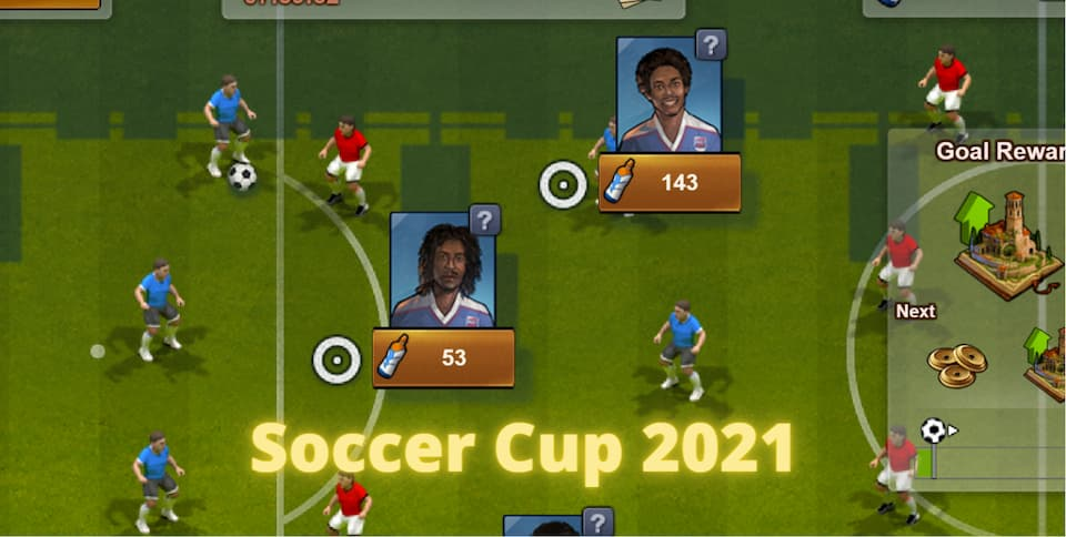 Forge of Empires Soccer Cup 2021
